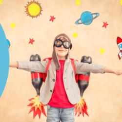 Все о Космосе для Детей вместе с издательством «Сфера»