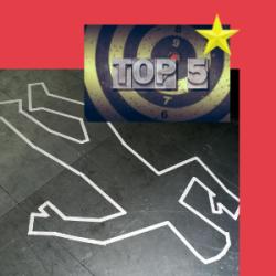 Зависть, мистика и убийства: 5 захватывающих триллеров