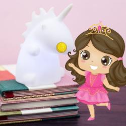 Принцессы, единороги, кошечки и пони... — книги издательства «Эксмо», которые станут идеальными подарками для девочек