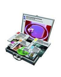 Цифровая фотография: инструменты мастера. Все, что вам нужно, чтобы делать отличные фотографии - в одном чемоданчике (комплект книг с диском в чемоданчике) (+ CD-ROM; количество томов: 6)