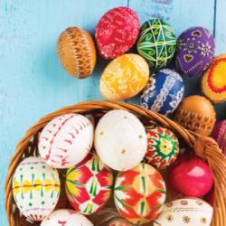 Пасхальные сувениры «Символик»: радость Пасхи и творчества