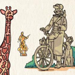 Я шагаю по стране: путеводители и квесты для семейных прогулок