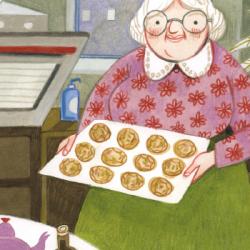 Если ваш ребенок плохо ест. «Аппетитные» книжки для малышей