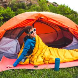 Удачных походов и комфортного сна на природе!