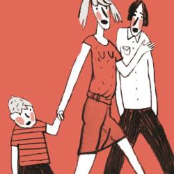 Развод родителей: что и как сказать ребенку