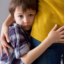 Разлука с родителями: как помочь ее пережить ребенку