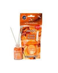 "Aromatic diffuser Mikado La Casa De Los Aromas ""Cinnamon & Orange""   30ml"