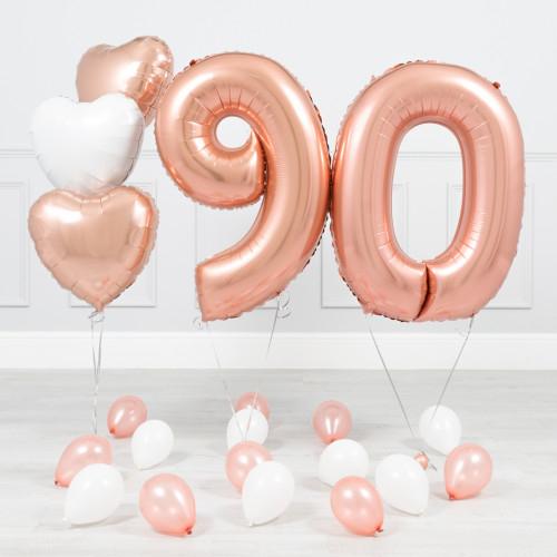 90-ЛЕТНИЙ ЮБИЛЕЙ РОЗОВОГО ЗОЛОТА МИНИ-ПАКЕТ
