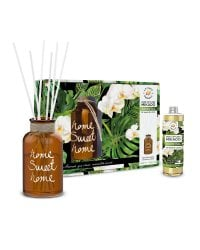 Home Sweet Home Green Tea & Lemon Reed Diffuser 400ml