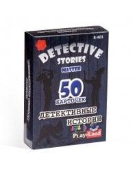 Карточная игра Детективные истории: