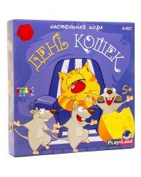 Настольная игра День Кошек