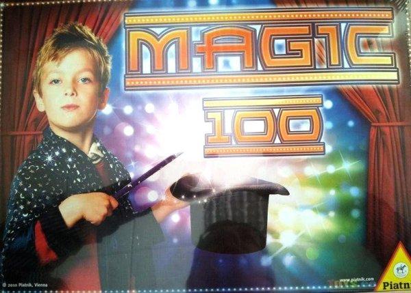 """PIATNIK Настольная игра """"Magic 100"""""""