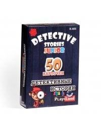 Карточная игра Детективные истории: Юниор