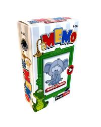 Карточная игра Мемо. Животные