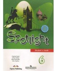 Английский в фокусе. Spotlight. Учебник. 6 класс. ФГОС (+ CD-ROM)