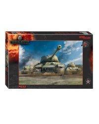 "Пазлы ""World of Tanks"", 560 элементов"