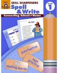 Spell & Write, Grade 1