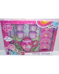 "Набор посуды ""My Little Pony"", арт. B1361047-R"