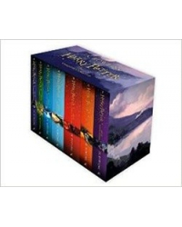 Harry Potter Boxed Set: The Complete Collection (количество томов: 7)