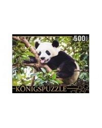 "Пазлы ""Konigspuzzle. Большая панда"", 500 элементов"