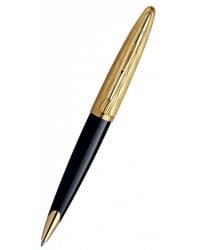 "Шариковая ручка Waterman ""Carene. Essential Black GT M"", арт. S0909810"