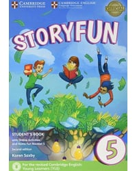 Storyfun for Flyers Level 5 Student's Book with Online Activities and Home Fun Booklet 5