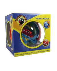 "Головоломка ""Track Ball 3D"", 19 см (138 ходов)"