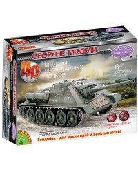 Сборная 4D модель танка, М1:100 (арт. ВВ2969)