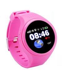 Часы-телефон детские Woсhi ZOOMIX (розовые)