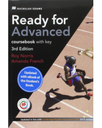 Ready for CAE. Ready for Advanced 3rd edition Student's Book With Key + eBook