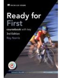 Ready for FCE. 3Ed. Student`s book without key with macmillan practice online, online audio & ebook