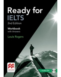 Ready for IELTS. 2nd Edition. Workbook with Key (+ Audio CD)