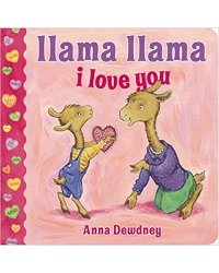 Llama Llama I Love You. Board book