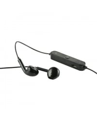 """Наушники с микрофоном (гарнитура) """"Red Line BHS-01"""", Bluetooth, беспроводые, черные"""