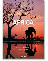 National Geographic. Around the World in 125 Years a Africa