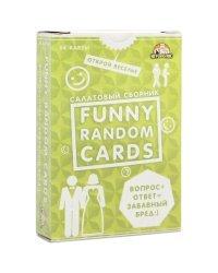 """Игра для вечеринок """"Funny Random Cards. Сборник №7"""""""