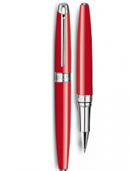Ручка-роллер Carandache Leman Scarlet red lacquered SP, арт. 4779.770