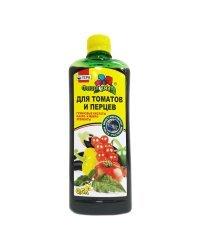 """Удобрение """"ФлорГумат. Для томатов, перцев, баклажанов"""", 0,5 литра"""