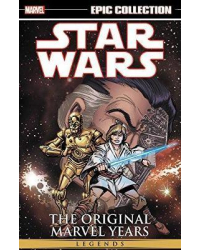 Star Wars Legends Epic Collection: The Original Marvel Years. Volume 2