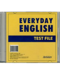 Audio CD. Everyday English. Test File