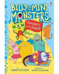 Billy and the Mini Monsters. Monsters at the Seaside