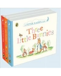 Beatrix Potter Tales Collection. 3 Board Books