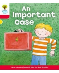 Oxford Reading Tree: More Stories C. An Important Case. Level 4