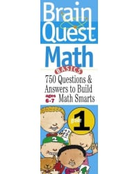 Brain Quest Cards: Grade 1. Math