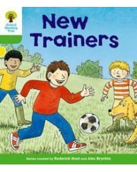 Oxford Reading Tree: Stories. New Trainers. Level 2