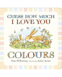 Guess How Much I Love You. Colours