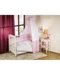 NINO-ESPANA детского постельного белья 'Elefante розовый' 2