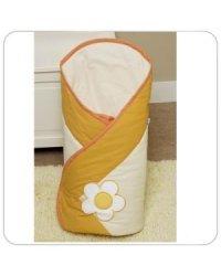 Feretti приданое Sun Flower Orange многофункциональный konvertiņš Одеяло