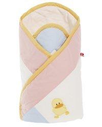 Нино Wrap 850 Baile младенца konvertiņš (новорожденные) 85x85cm