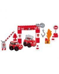Ecoiffier Art.8/3242S Конструктор - пожарная станция